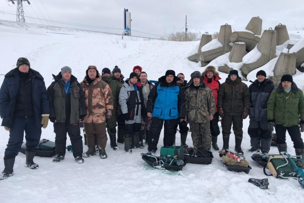 Сотрудники учреждений УФСИН России по Ульяновской области приняли участие в соревнованиях по рыбной ловле