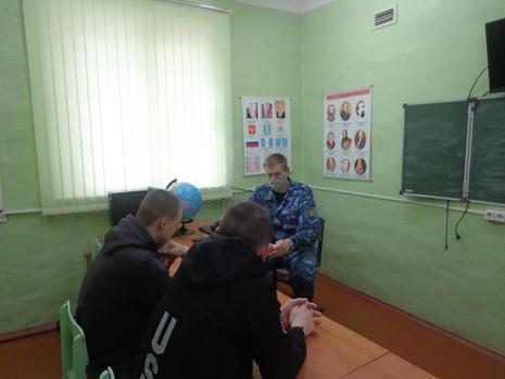 В годовщину воссоединения Крыма с Россией в исправительных учреждениях УФСИН России по Ульяновской области прошли мероприятия с осужденными