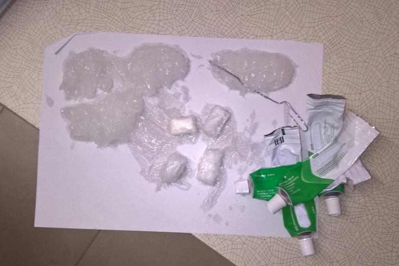 В ИК-9 УФСИН России по Ульяновской области предотвращена попытка доставки наркотических веществ
