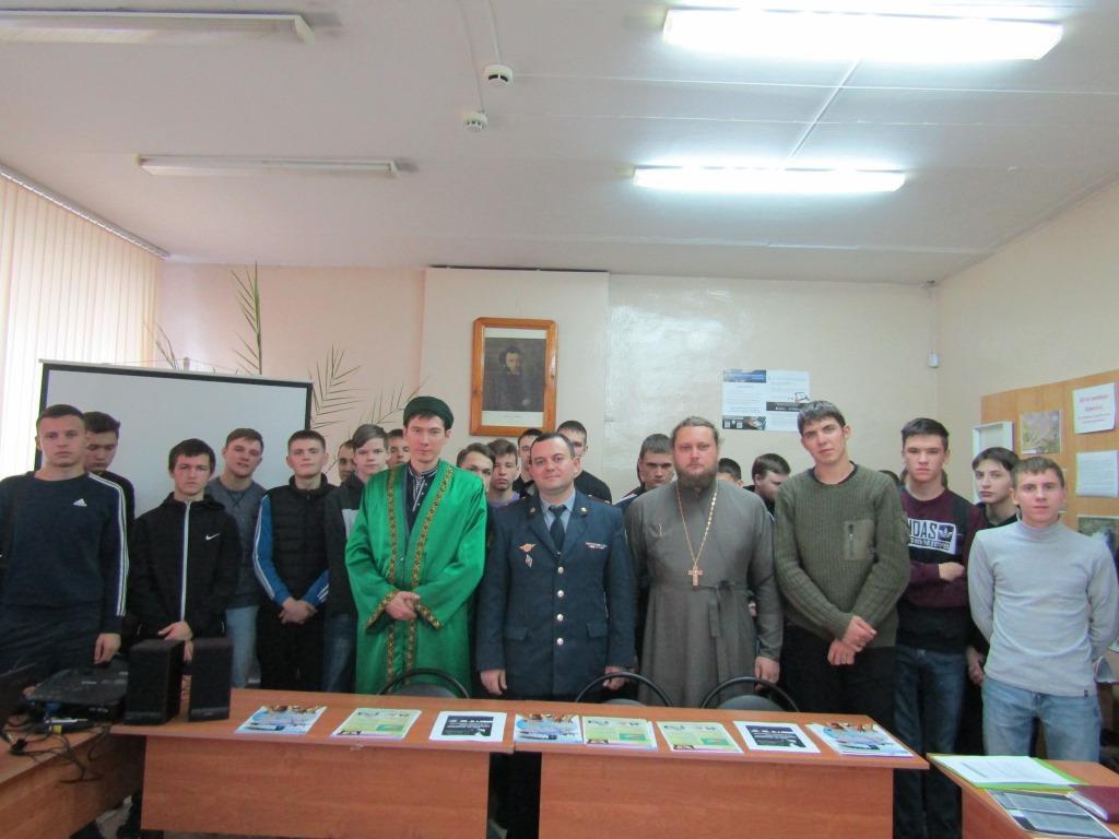 Представители УФСИН России по Ульяновской области приняли участие в профилактическом мероприятии «Нет ненависти и вражде»