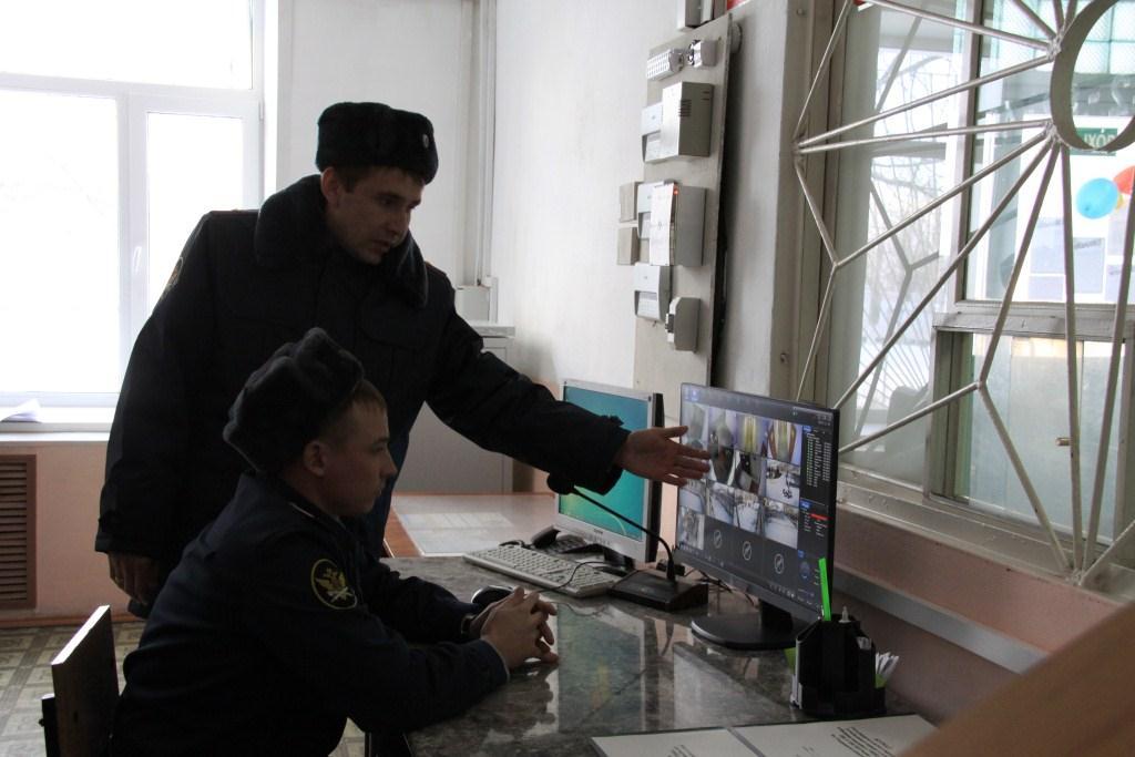 Состоялось открытие участка, функционирующего в режиме исправительного центра, для исполнения нового вида уголовного наказания в виде принудительных работ