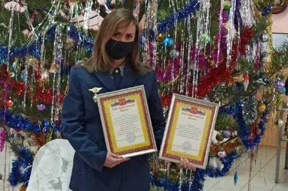 Сотрудники СИЗО-1 УФСИН России по Ульяновской области посетили центр психолого-педагогической и социальной помощи «Доверие» с подарками